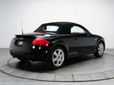 Pictures of Audi TT Roadster US-spec (8N) 1999–2003