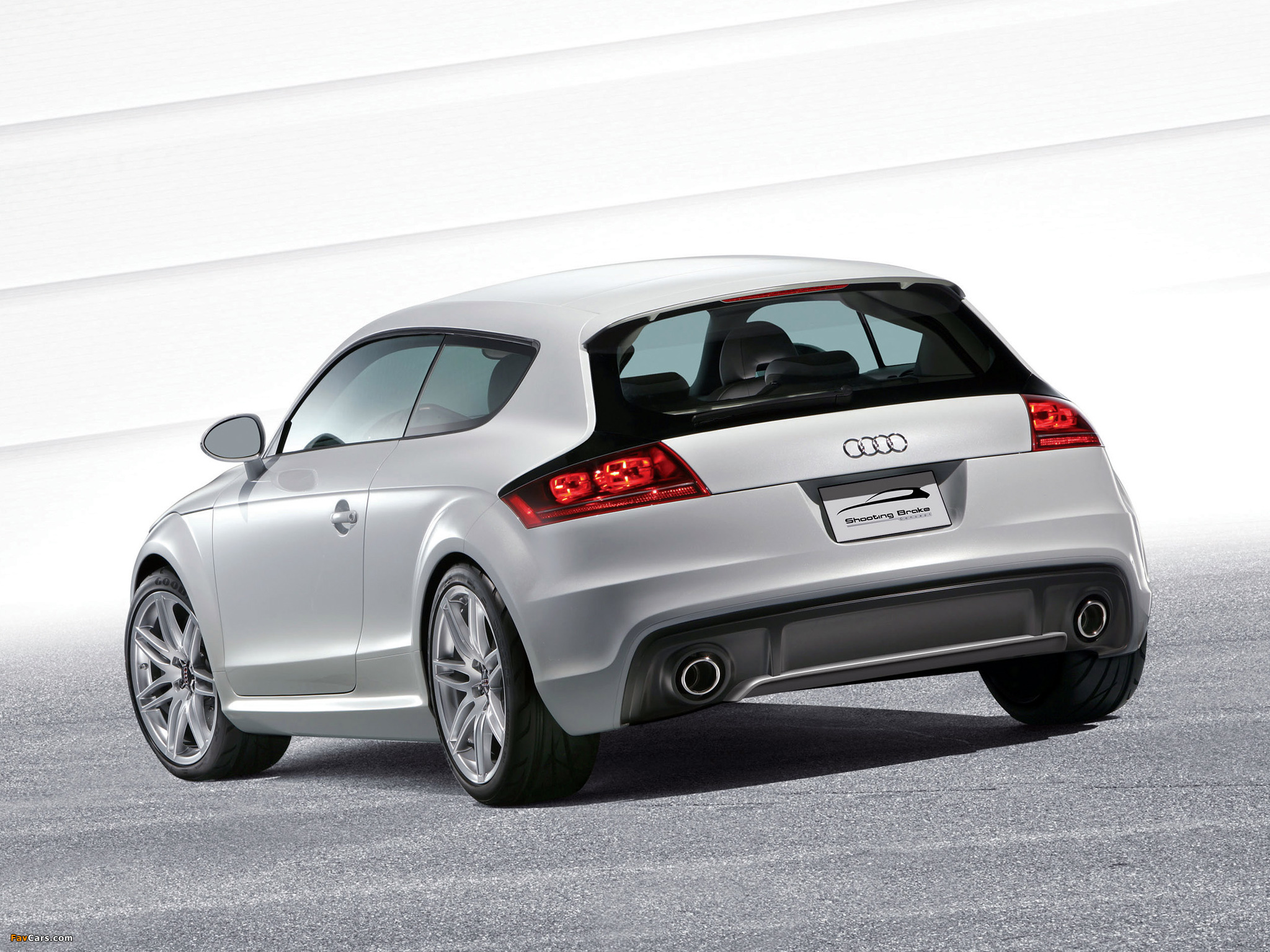 Pictures Of Audi Tt Shooting Brake Concept 2005 2048x1536