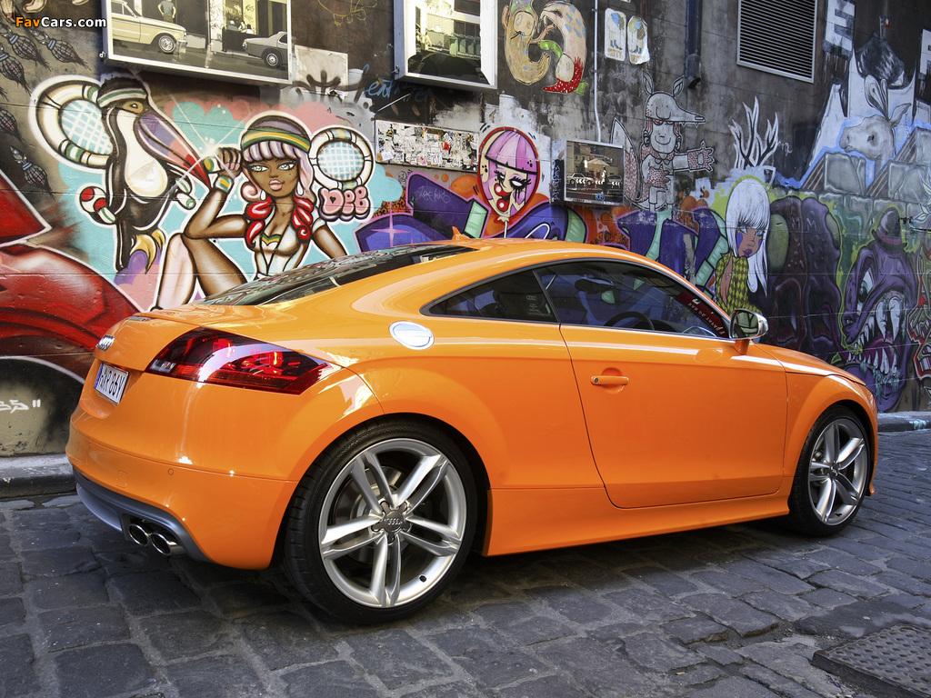 Pictures Of Audi Tts Coupe Au Spec 8j 2008 10 1024x768