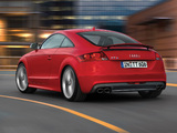Pictures of Audi TTS Coupe (8J) 2008–10