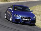 Pictures of Audi TT RS Coupe AU-spec (8J) 2009