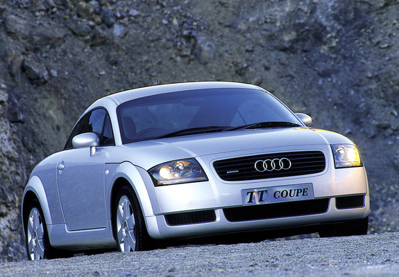 audi tt coupe za spec 8n 1998 2003 wallpapers. Black Bedroom Furniture Sets. Home Design Ideas