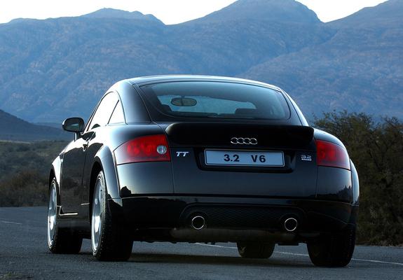 Audi Tt 32 Quattro Coupe Za Spec 8n 200306 Wallpapers