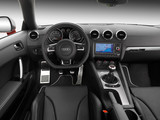 Audi TTS Coupe (8J) 2008–10 wallpapers