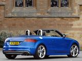 Audi TTS Roadster UK-spec (8J) 2008–10 wallpapers