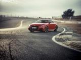 Audi TT RS Coupé (8S) 2016 wallpapers