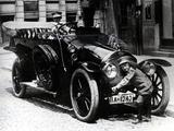 Photos of Audi Typ A 10/22 PS Phaeton 1910–12