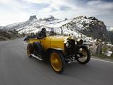 Audi Typ C 14/35 PS Alpensieger 1912–21 photos