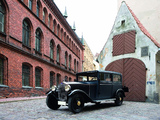 Audi Typ P 5/30 PS Limousine 1931–32 wallpapers
