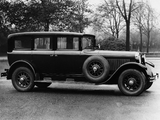 Photos of Audi Typ R Imperator 1927–29