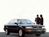 Audi V8 1988–94 images
