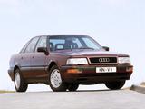 Audi V8 1988–94 photos