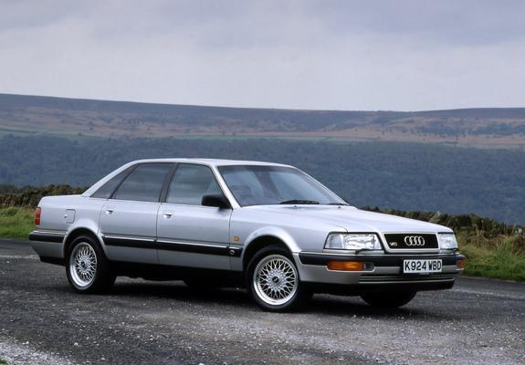 Audi V8 Uk Spec 198894 Wallpapers