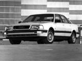 Audi V8 US-spec 1989–94 images