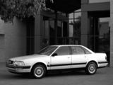 Audi V8 US-spec 1989–94 pictures