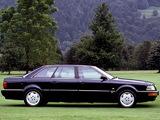 Audi V8L quattro 1990–94 images