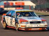 Audi V8 quattro DTM 1990–92 images