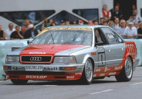 Audi V8 Quattro Dtm 199092 Pictures