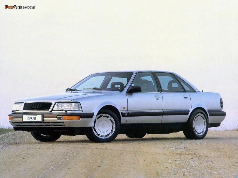 Treser Audi V8 pictures (800 x 600)