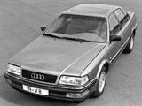 Images of Audi V8 1988–94