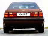 Photos of Audi V8 1988–94