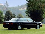 Photos of Audi V8L quattro 1990–94