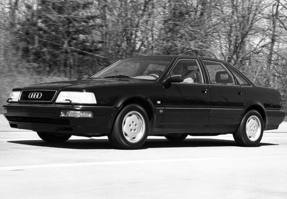 Pictures Of Audi V8 Us Spec 198994