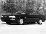 Pictures of Audi V8 US-spec 1989–94