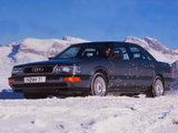 Audi V8 1988–94 wallpapers