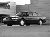 Audi V8 US-spec 1989–94 wallpapers