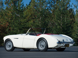 Pictures of Austin Healey 100 (BN2) 1955–56