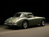 Austin Healey 3000 (MkI) 1959–61 pictures