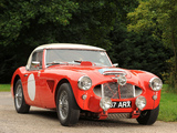 Austin Healey 3000 Rally Car (MkII) 1962 wallpapers