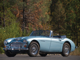 Austin Healey 3000 (MkIII) 1964–68 pictures
