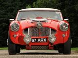 Photos of Austin Healey 3000 Rally Car (MkII) 1962