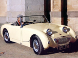 Austin Healey Sprite (MkI) 1958–61 photos