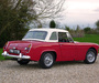 Photos of Austin Healey Sprite (MkIII) 1964–66