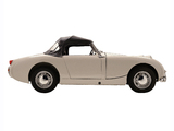 Pictures of Austin Healey Sprite (MkI) 1958–61