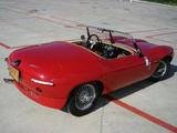 Pictures of Austin Healey Sprite Special Silverstone Barchetta (MkI) 1959
