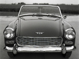 Pictures of Austin Healey Sprite (MkIII) 1964–66