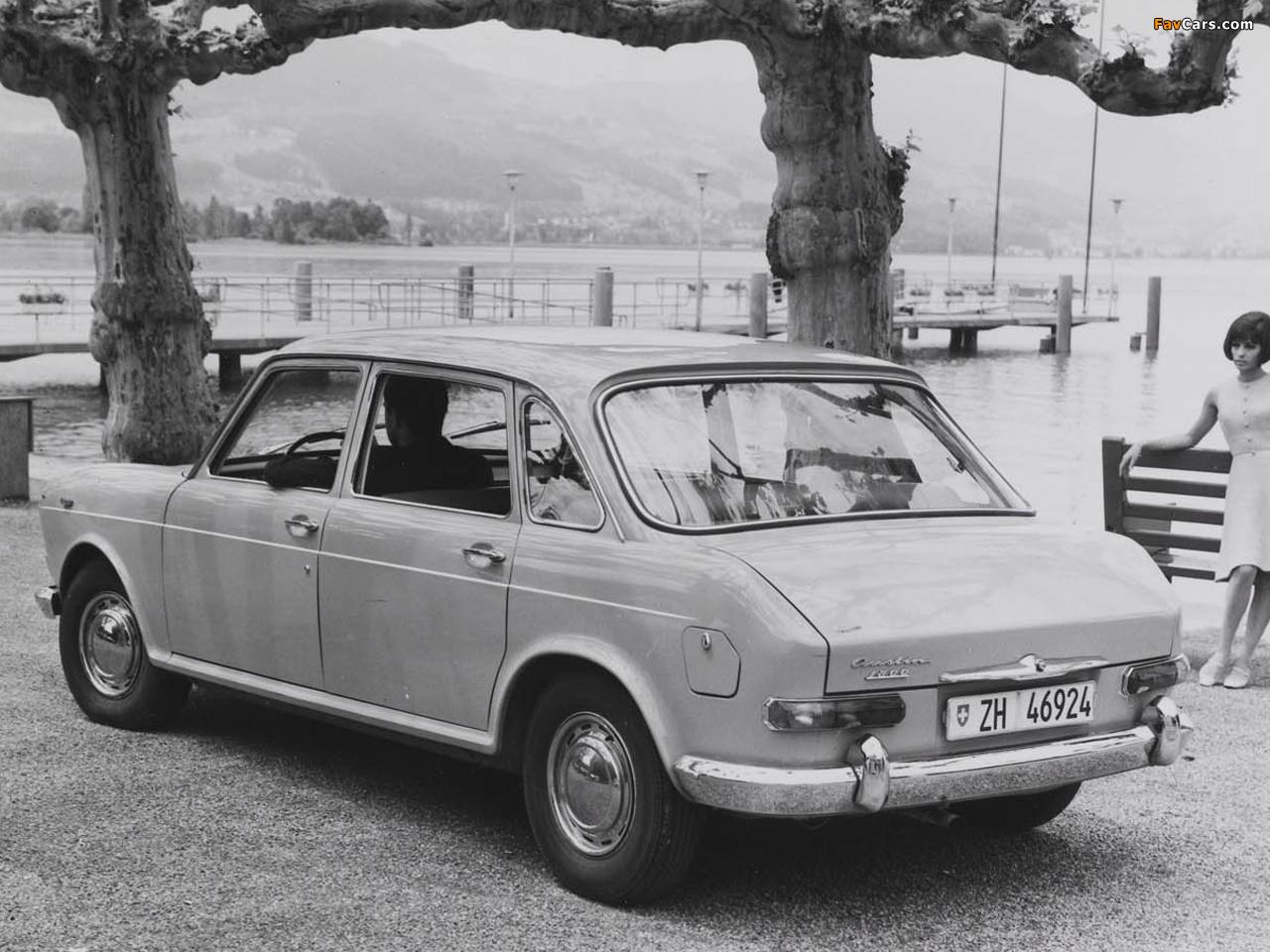 Austin 1800 Balanza (Mk I) 1964–68 images (1280 x 960)