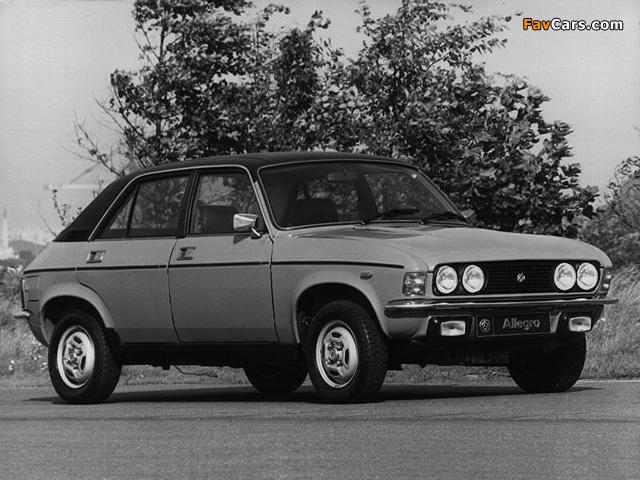 Austin Allegro (S3) 1979–83 photos (640 x 480)
