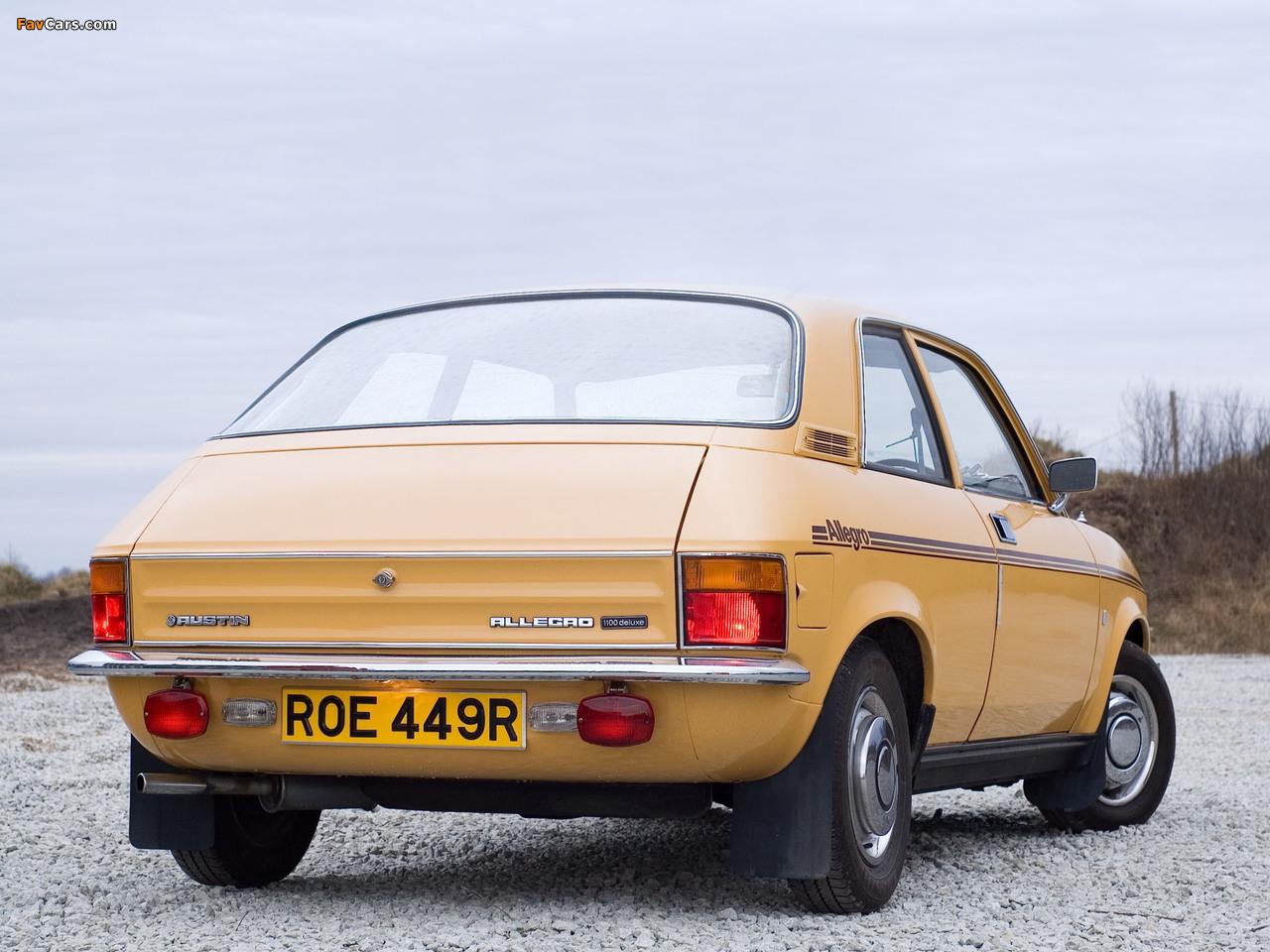 Images of Austin Allegro 2-door (S2) 1975–79 (1280 x 960)