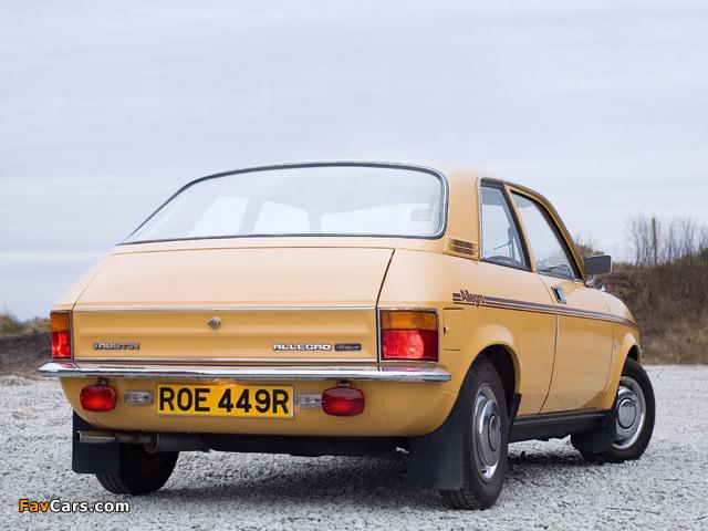 Images of Austin Allegro 2-door (S2) 1975–79 (640 x 480)