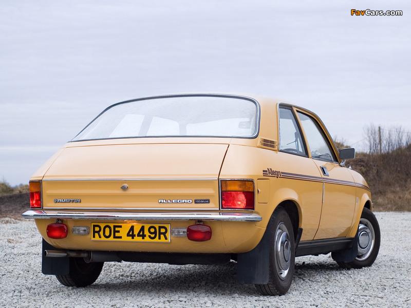 Images of Austin Allegro 2-door (S2) 1975–79 (800 x 600)