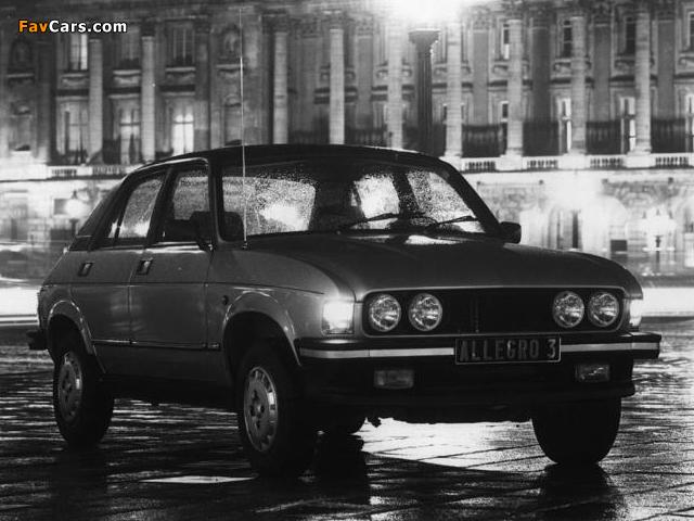 Images of Austin Allegro (S3) 1979–83 (640 x 480)
