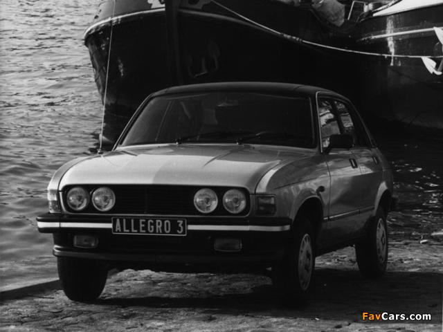 Photos of Austin Allegro (S3) 1979–83 (640 x 480)