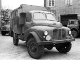 Photos of Austin K9 4x4 Radio Relay Station 1952