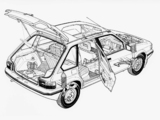 Austin Maestro 1983–94 wallpapers