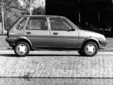 Austin Metro 5-door 1985–90 photos